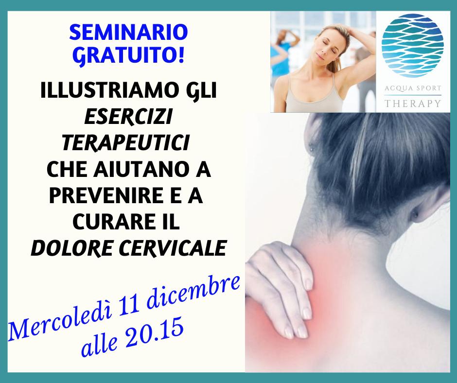 seminario cervicale